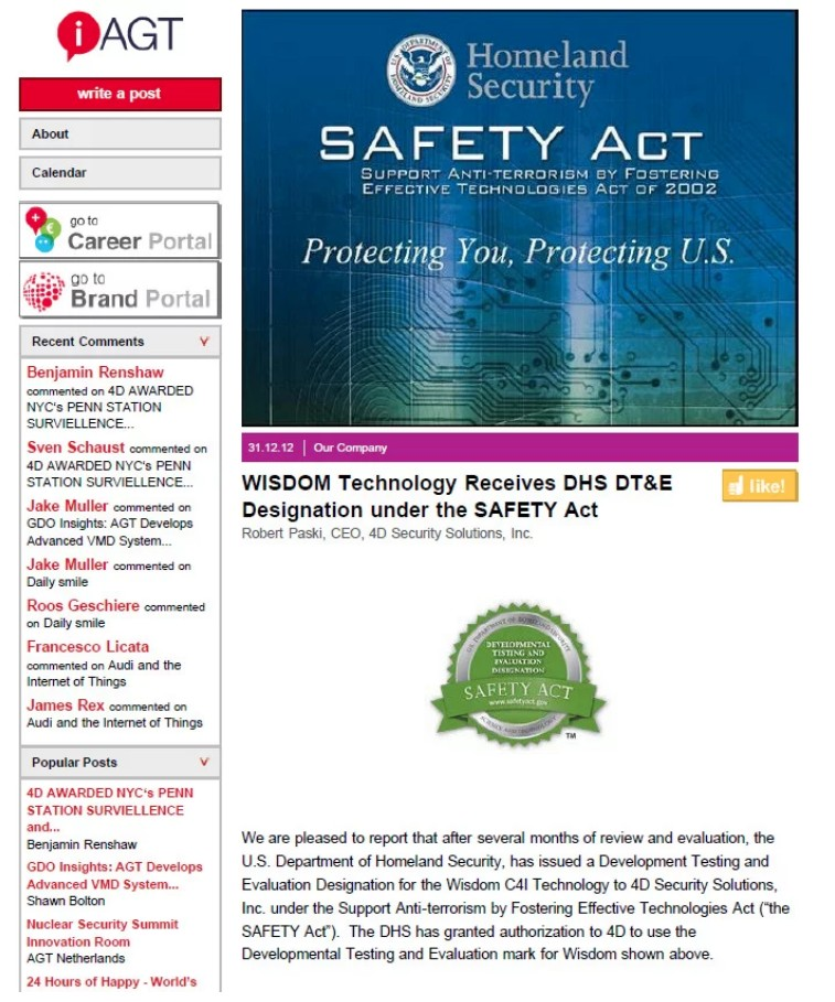 agt-safety-act