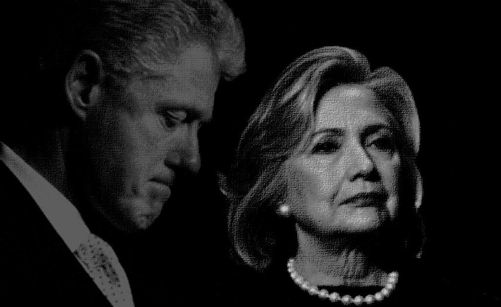 Bill en Hillary Clinton