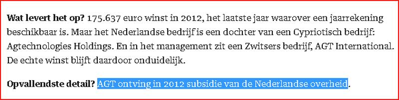 agt-nl-subsidie