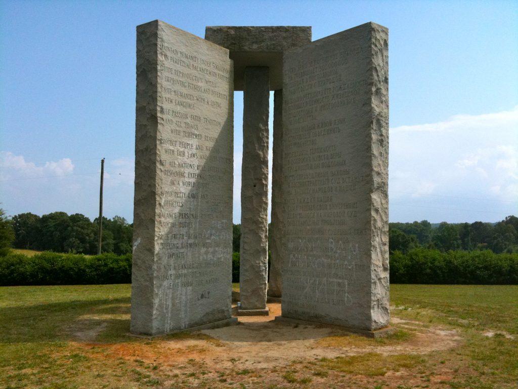 01-Georgia_guidestones