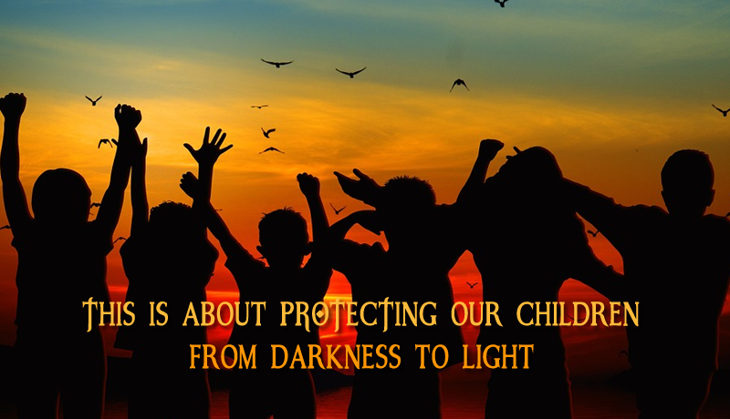 children-dark-to-light