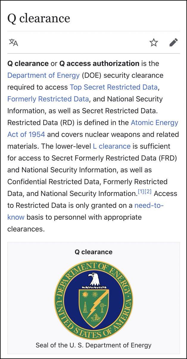 q-clearance